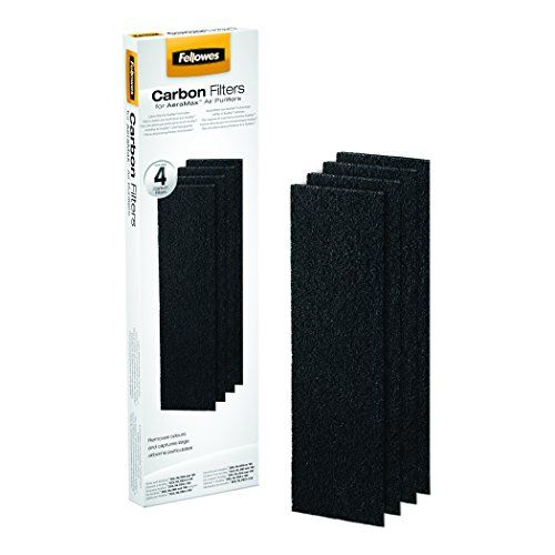 AeraMax 100 Air Purifier Authentic Carbon Replacement Filters – 4 Pack (9324001)