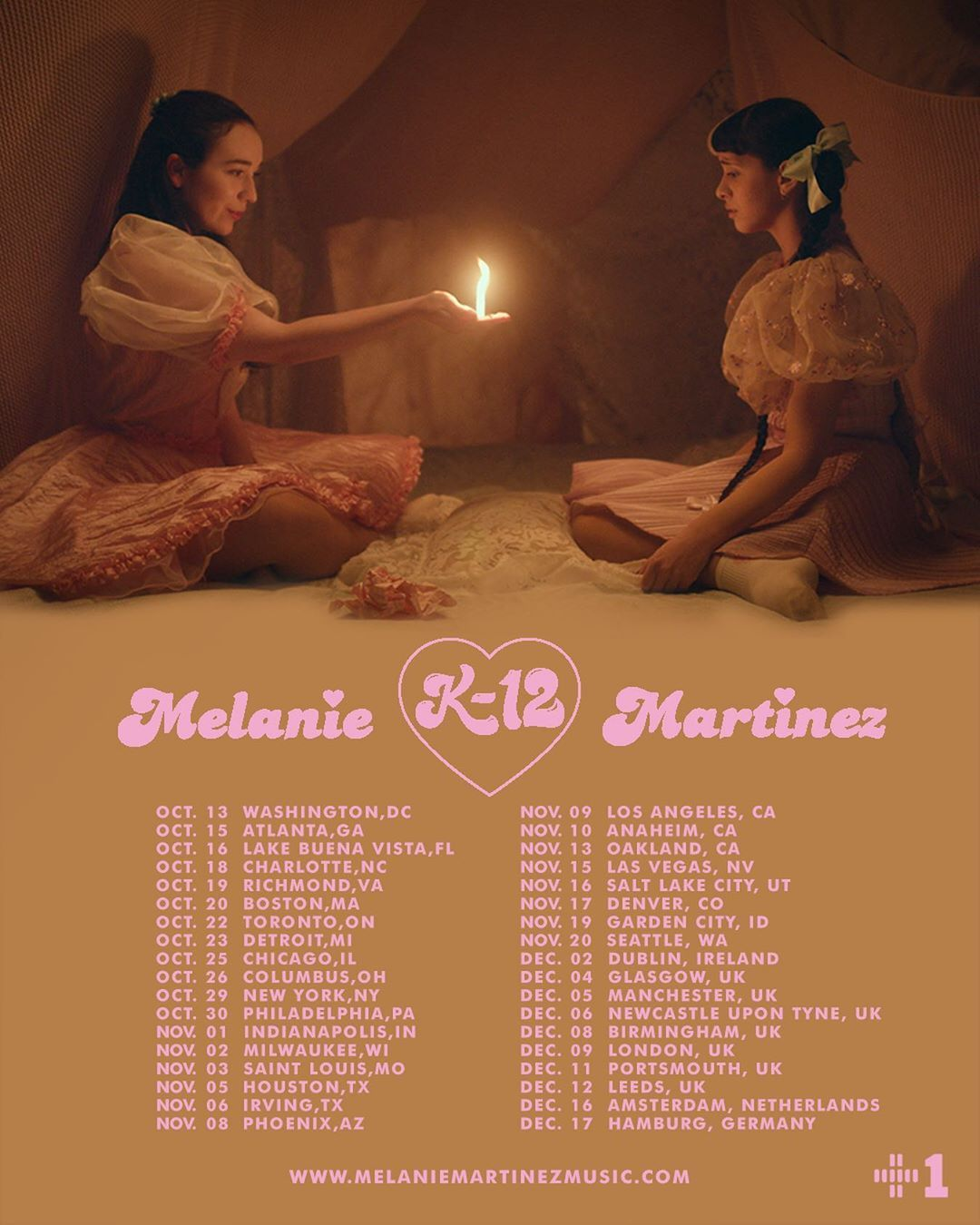 K 12 Tour Dates Angelita Emma Harvey Elita Harkov Yunglita Elita And Crybaby Melanie Martinez Are Real Melanie Martinez Melanie Crybaby Melanie Martinez