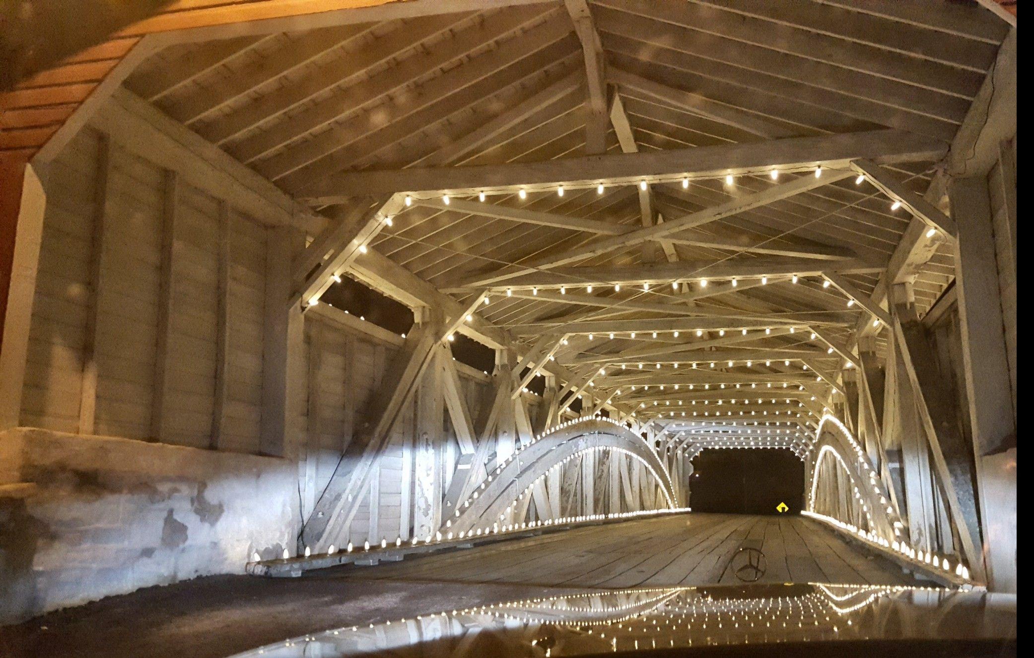 covered bridge pa orefield farmhouse barn bank | Farmhouse ...