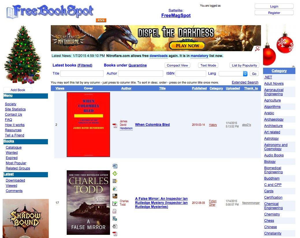 book torrenting sites