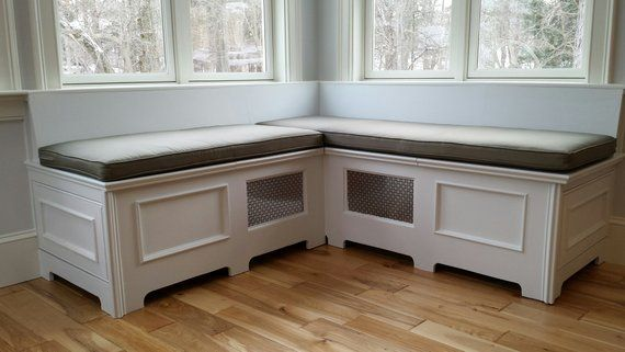 Custom Cushion Window Seat Banquette Cushions Bench With Cording Chair Pad