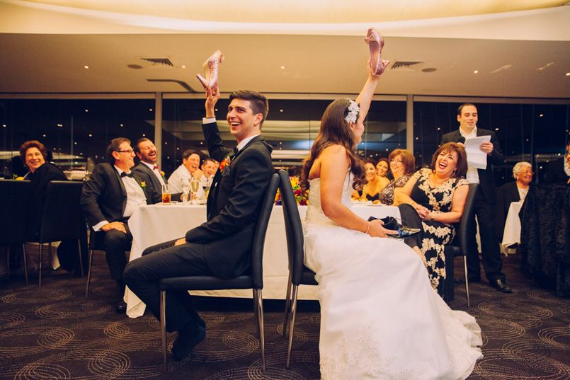 Bride and Groom games for your special day