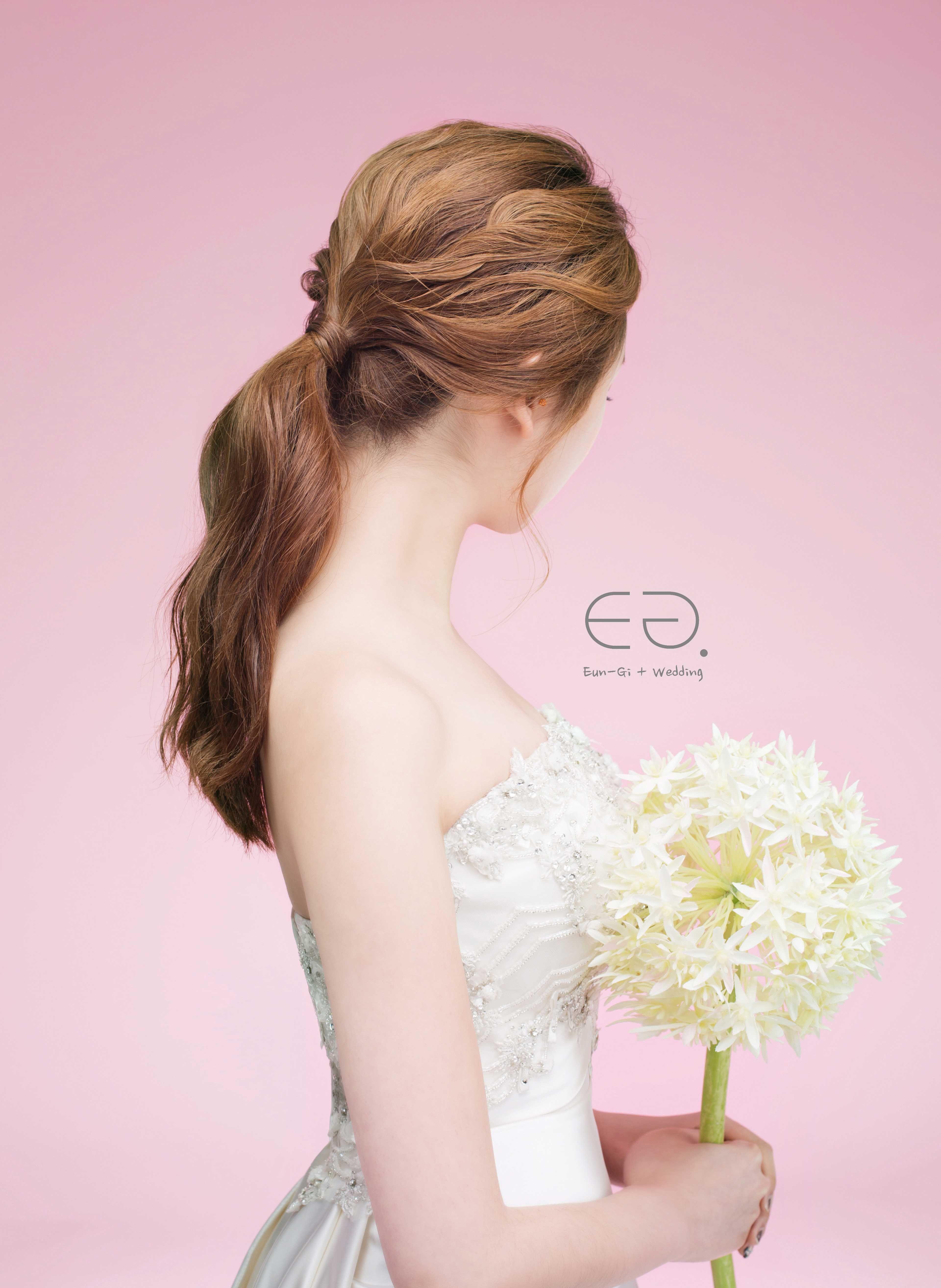 wedding hairstyles | hairstyles | bride hairstyles, korean