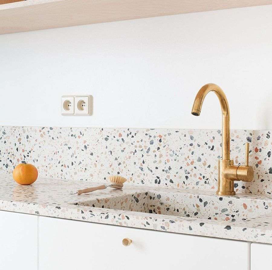 Terrazzo Interior Design Trend How To Get The Look At Your Home