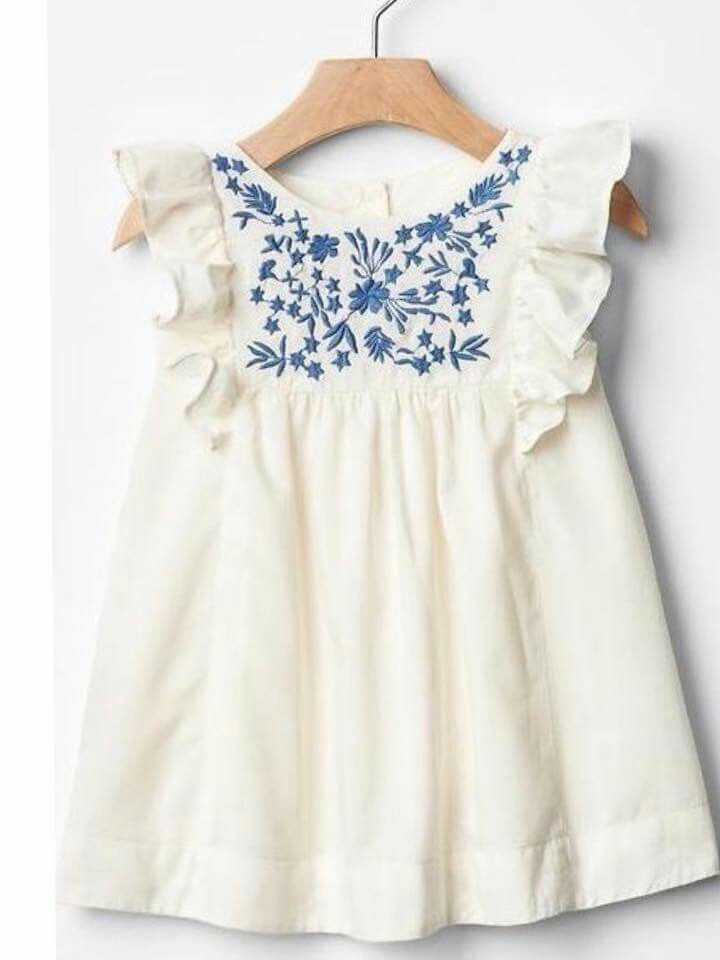 88b692b05b4c27 love white dresses Kinder Kleidung