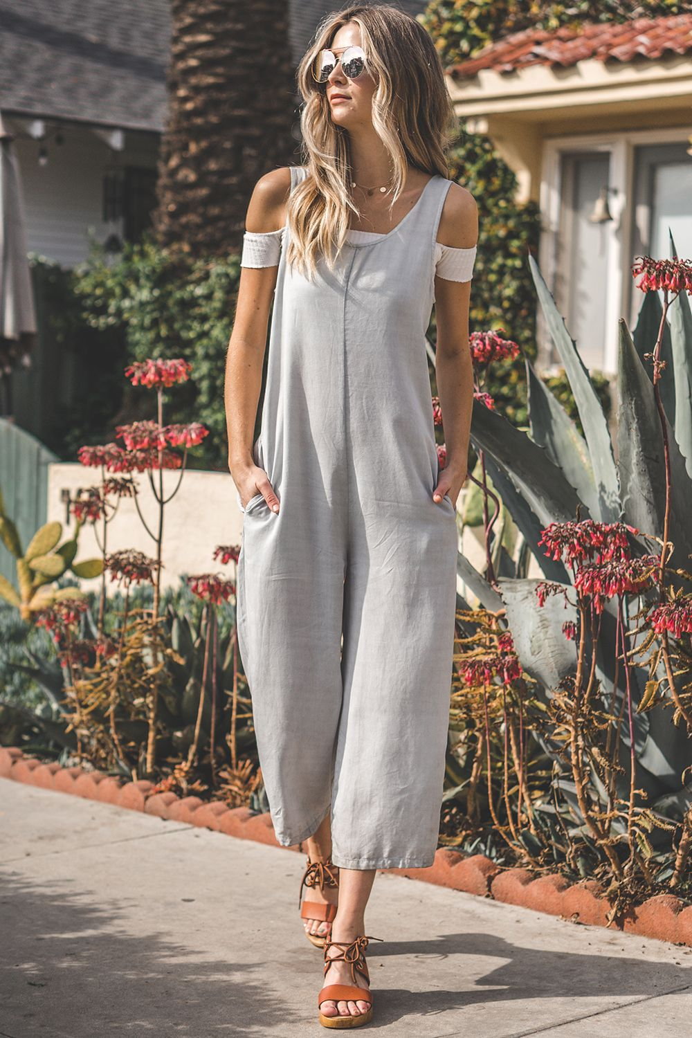 c3c6ba93a47 Brand new jumpsuit from our Spring 2018 Lookbook