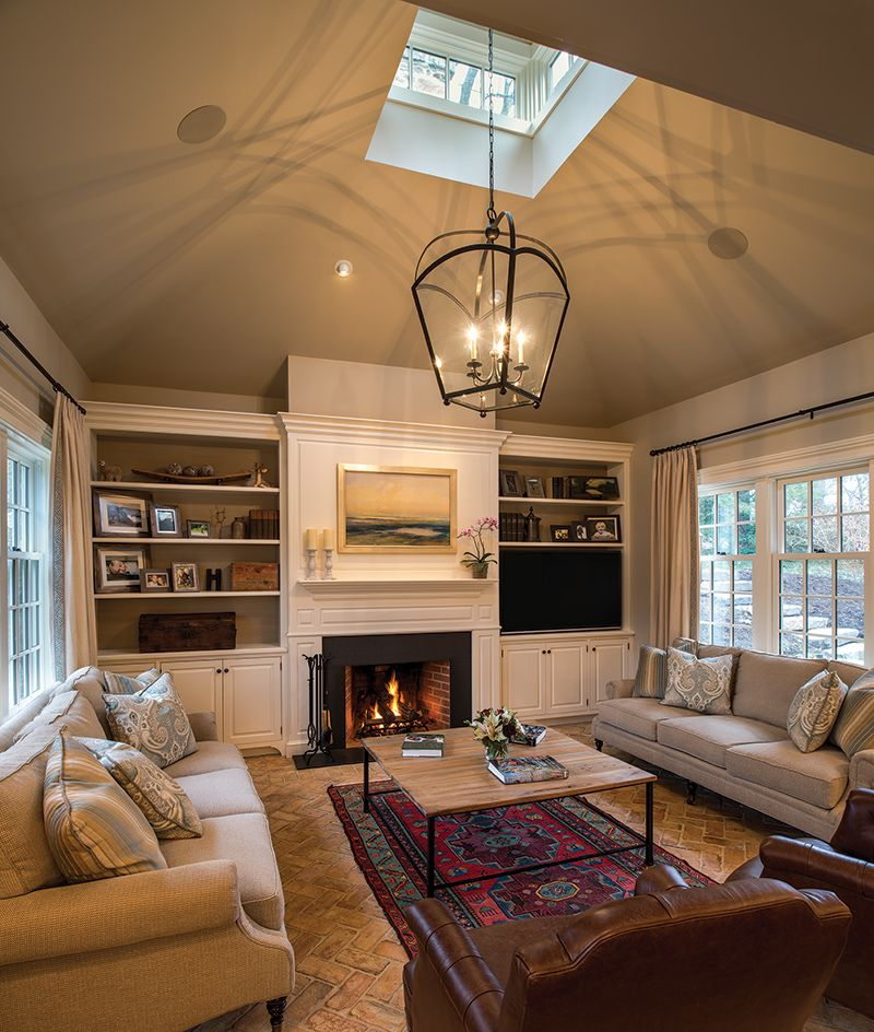 Home Room Addition Ideas: New Ideas Freshen Up An Old Home