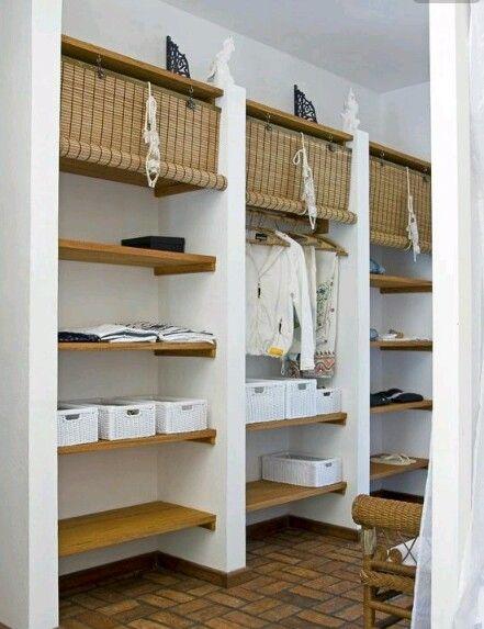 Closet   ROPEROS ,DURLOCK Y MADERA   Pinterest   De campo, Casas de ...