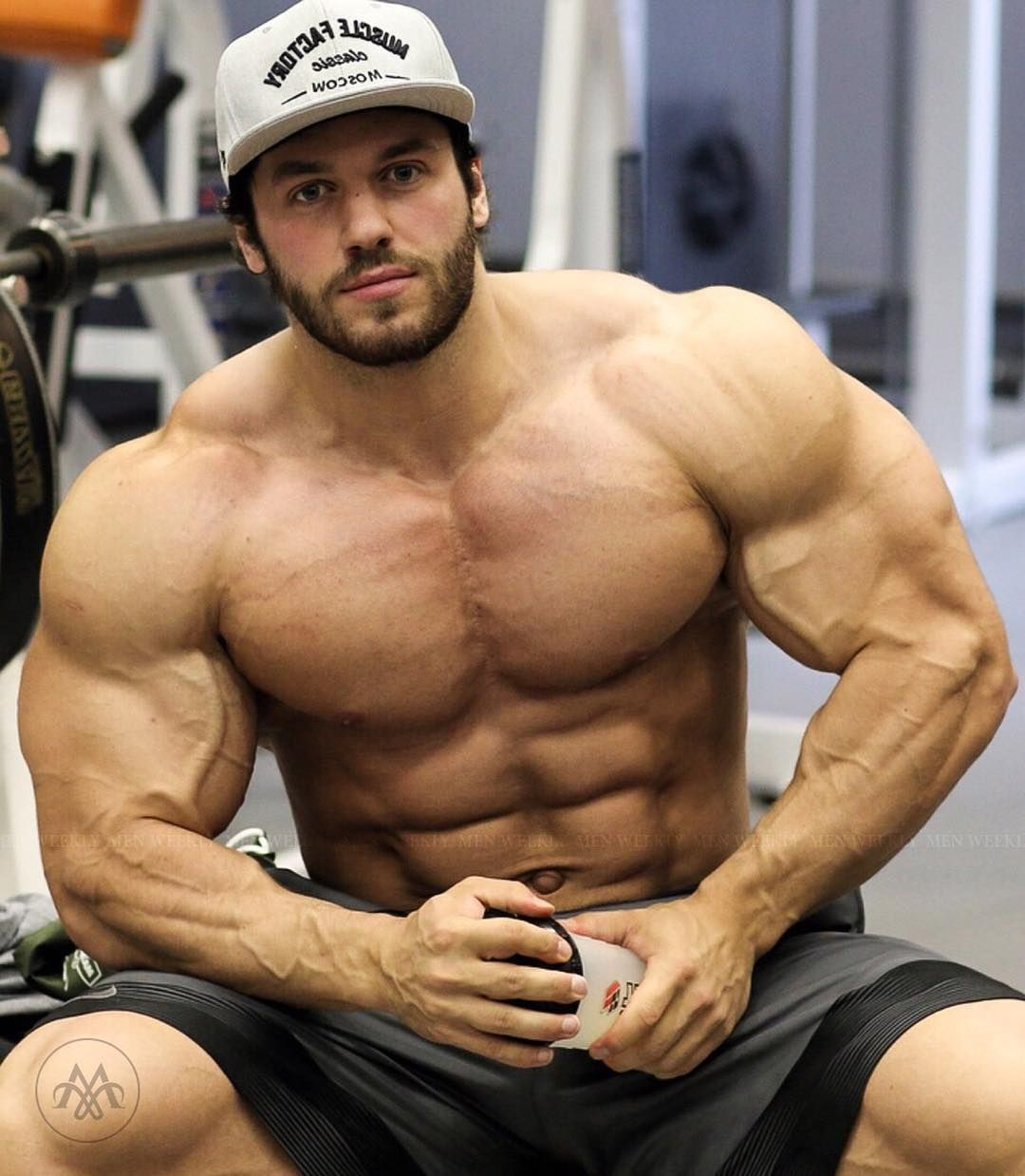 The Facts For 2017 On Reasonable Bodybuilding Products: Andrey Skoromnyy @skoromnyy #AndreSkoromnyy #beard