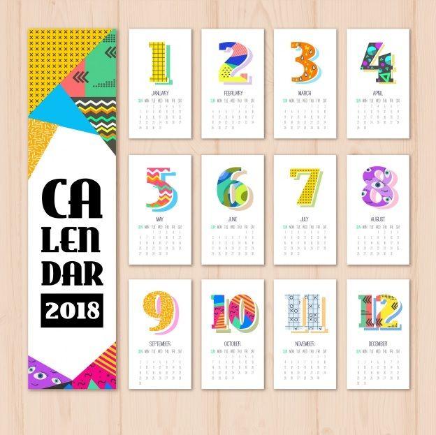 Jewellery Calendar Design : Best wall calendar design vertical maxcalendars
