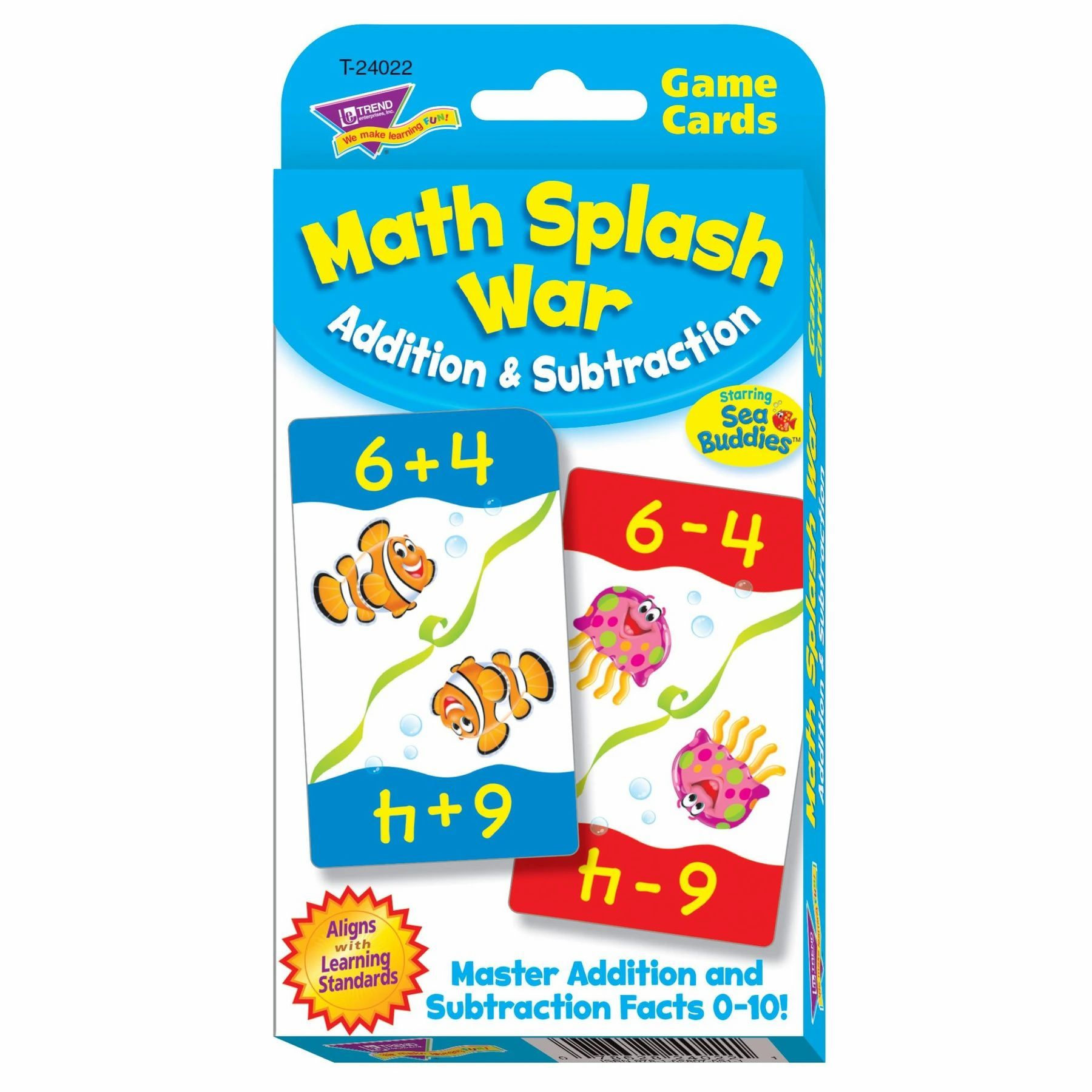 Math Card Game Addition Subtraction War In 2020 Math Card Games Math Games For Kids Fun Math Games