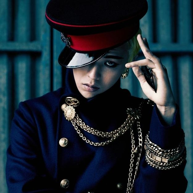 Because he drips cool. | Meet G-Dragon, The Coolest Korean Singer You've Never Heard Of