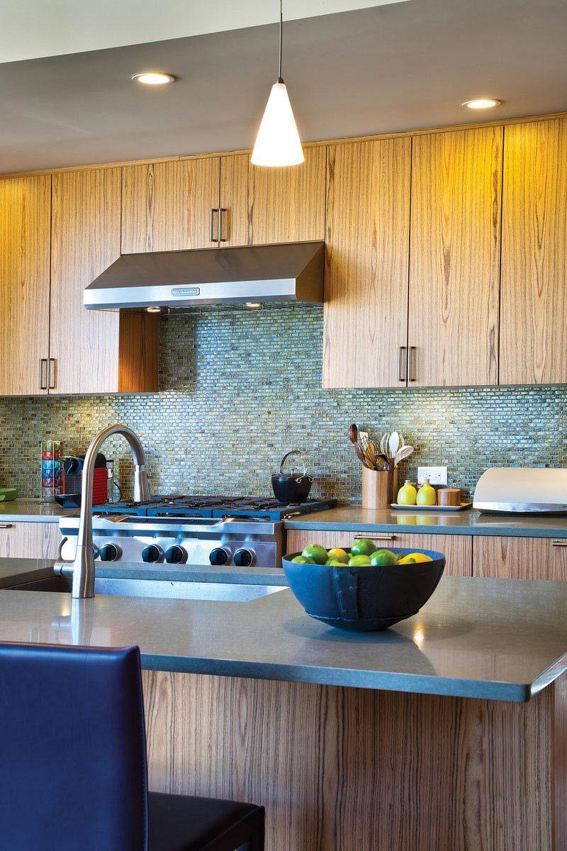 The Breezehouse in Healdsburg, California by Blu Homes : Fresh ...