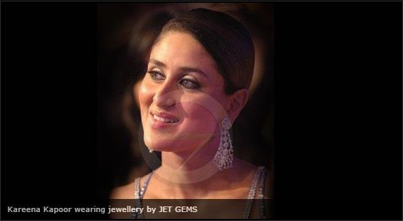 Kareena Kapoor looking stunning in JetGems jewellery. # ...