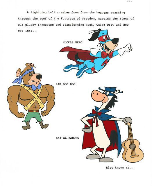 """Cartoonatics: The Cartoon Shows That Never Were #2: """"The"""