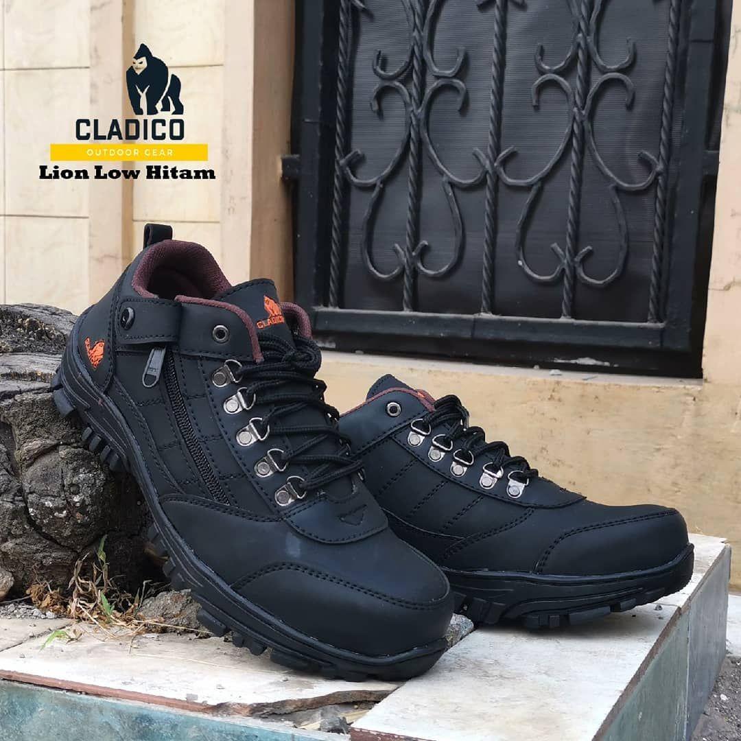 Sepatu Low Boots Cladico Low Lion Safety Yang Satu Ini Salah Satu