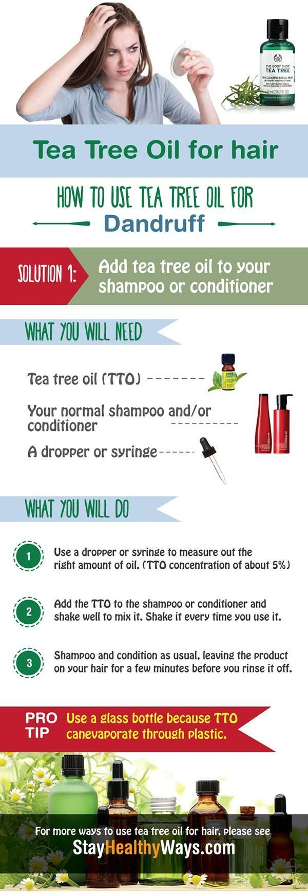Best Beauty Diy Ideas :   Illustration   Description   All You Need to Know About How to Use Tea Tree Oil for Hair and Scalp. The answer is that tea tree oil will help with all those concerns. No matter your hair type, a healthy scalp leads to healthy, shiny hair, stimulates hair growth and... - #DIYBeauty