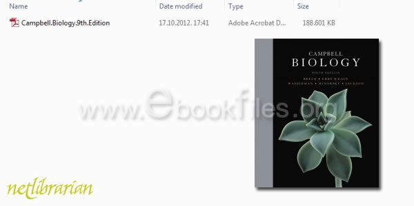 ap biology campbell 9th edition pdf