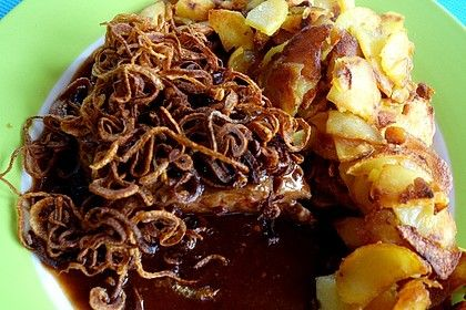 Photo of Delicious roasted onion roast with florets onions from Susi-Leckermäulchen | chef