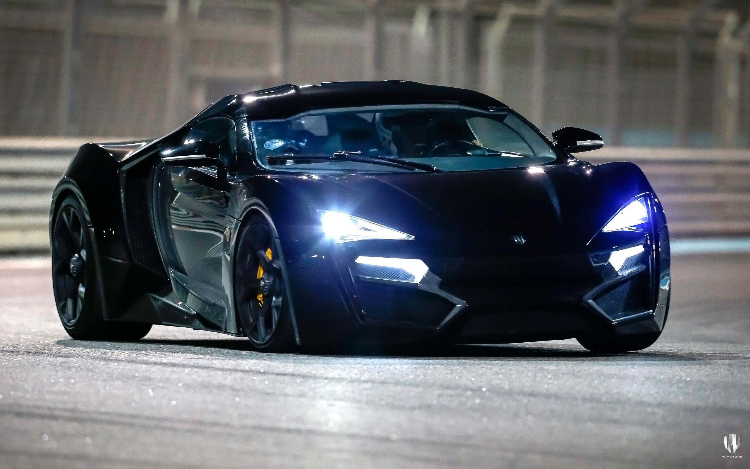 2015 W Motors Lykan Hypersport   Prototype Zero   2     Wallpaper