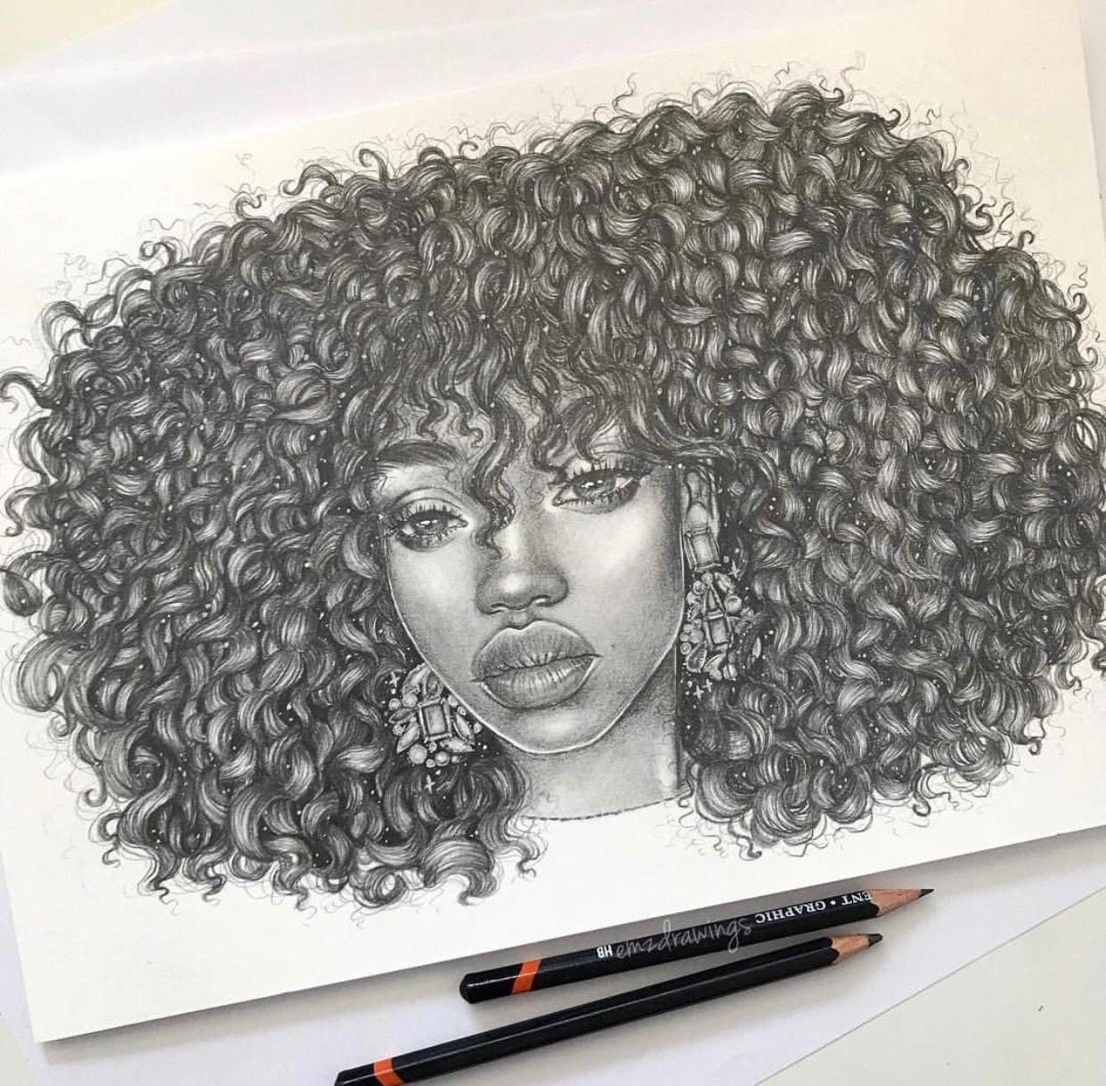 Tamiablue Original Art By Emzdrawings Art Pencil Artist