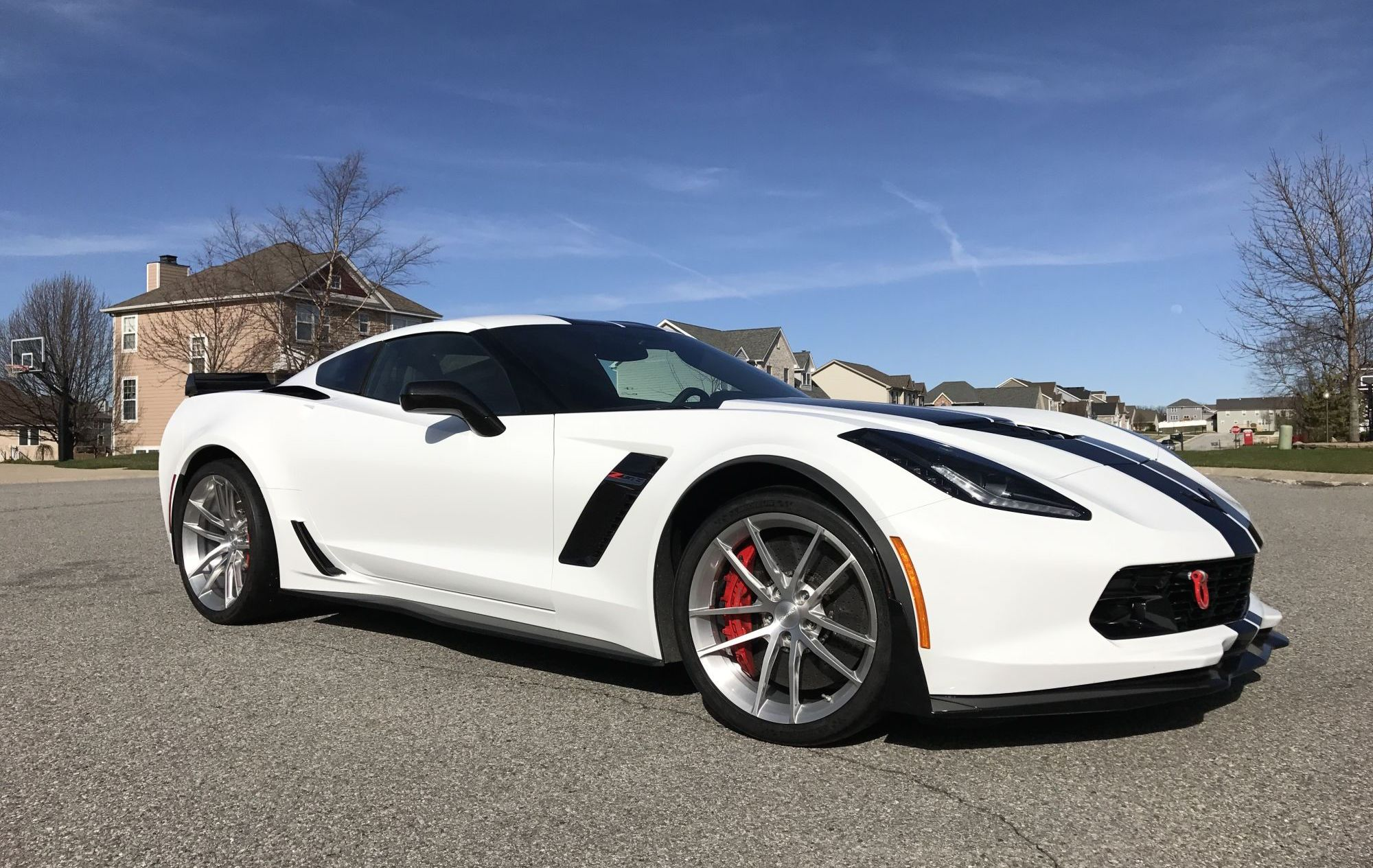 Is chevrolet s c7 corvette z06 with the z07 package the best performance value