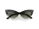 I just bought: Super Cateyes Vintage Inspired Fashion Mod Chic High Pointed Cat-Eye Sunglasses