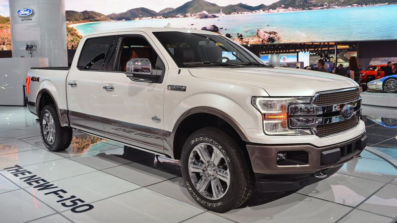 Ford U.S. pickup sales lift its profit 2019 ford, Ford