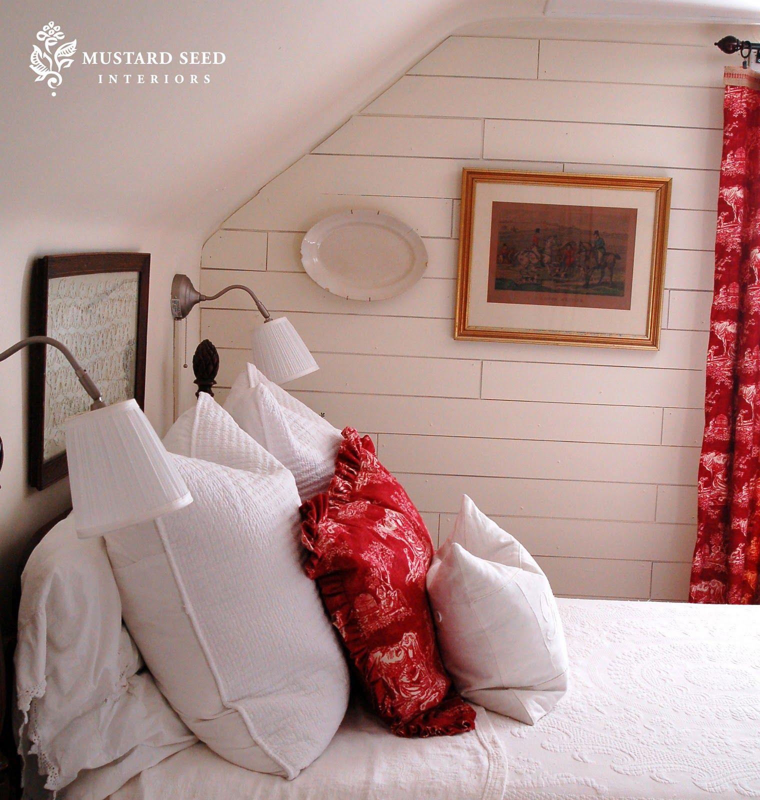 wall paneling horizontal Bedroom Decorating Pinterest Walls
