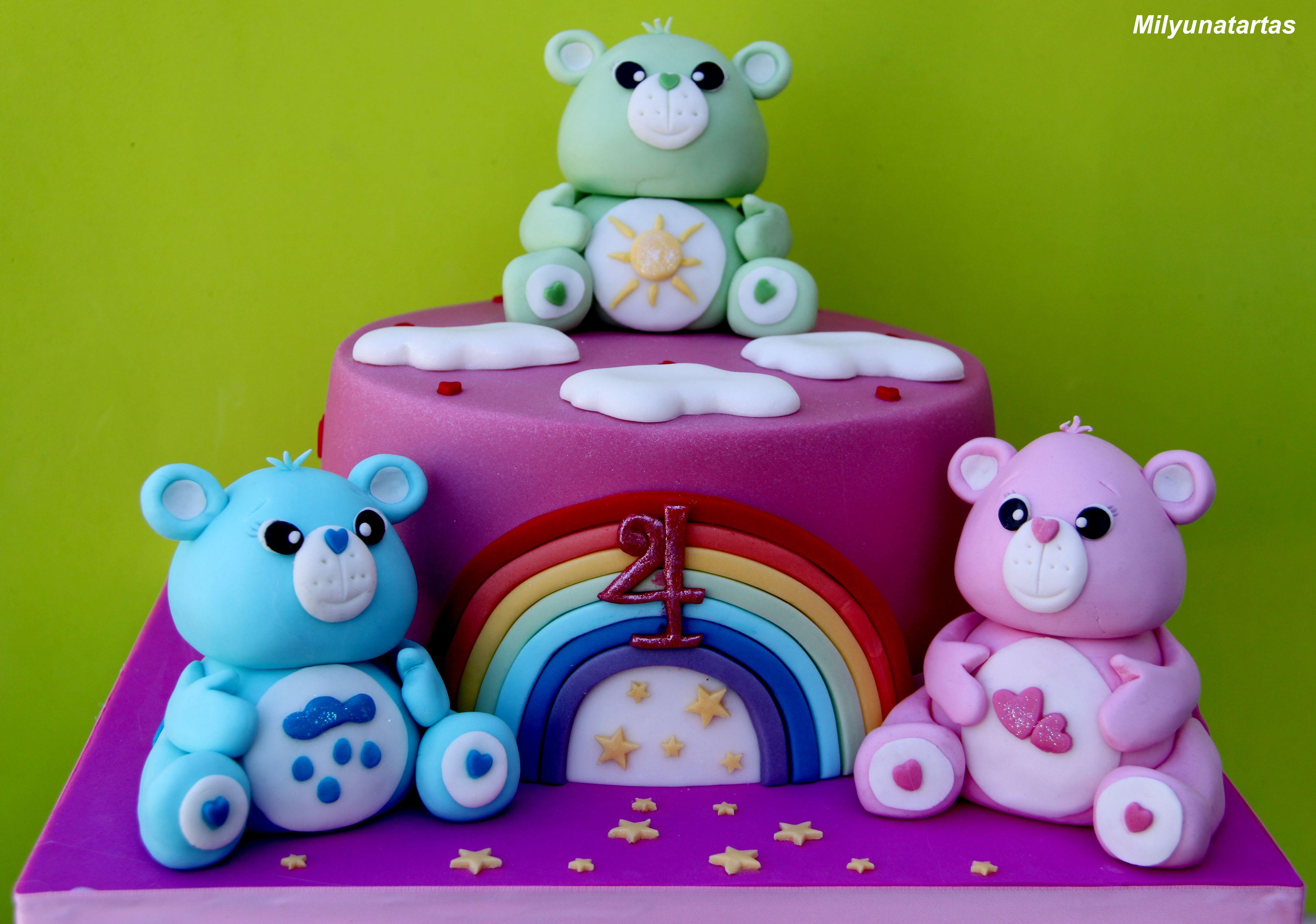 Care Bears Cake Cakes