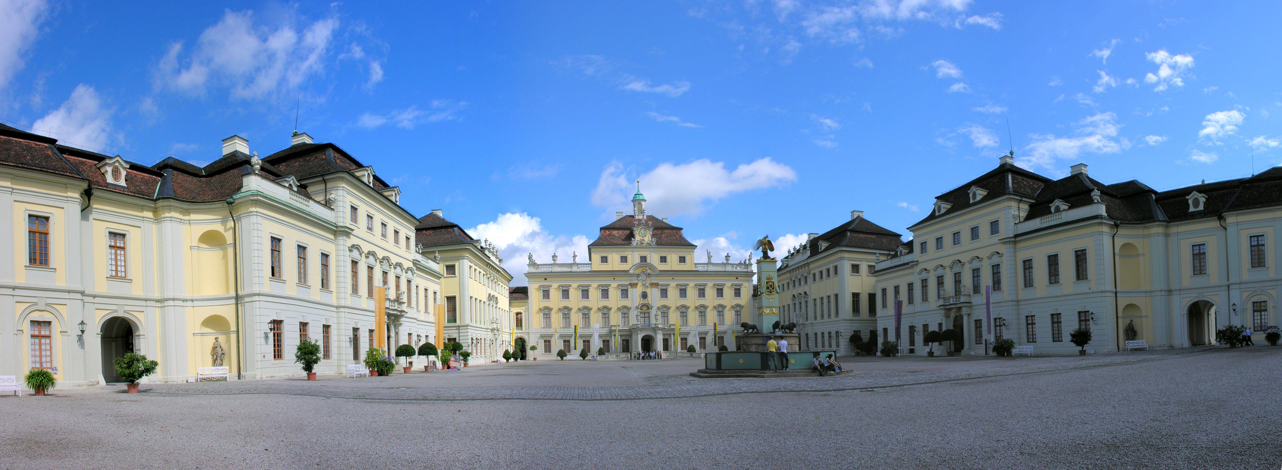 In Residence Castle Ludwigsburg Stuttgart Germany Stuttgart Germany Germany Castle