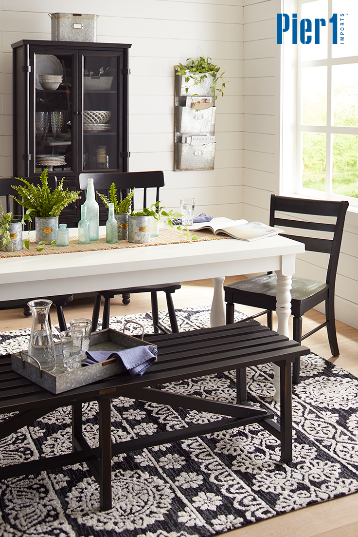 Give Your Dining Room A Charming Farmhouse Update With The