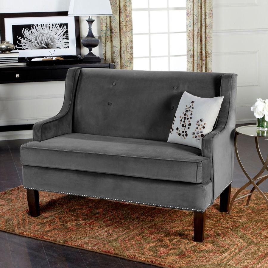 Vern Yip Gray Loveseat Furniture Pinterest Vern Yip Room And Loveseats