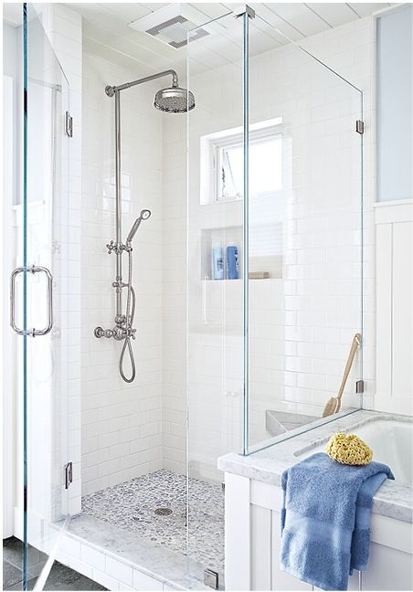 Bathroom Colors And Style From This Old House Magazine Shower