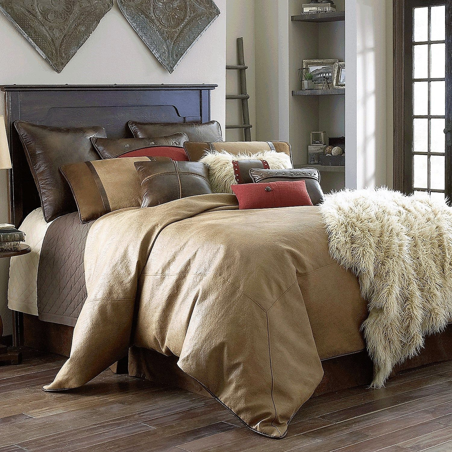 Rustic comforter sets western bedding your western decor