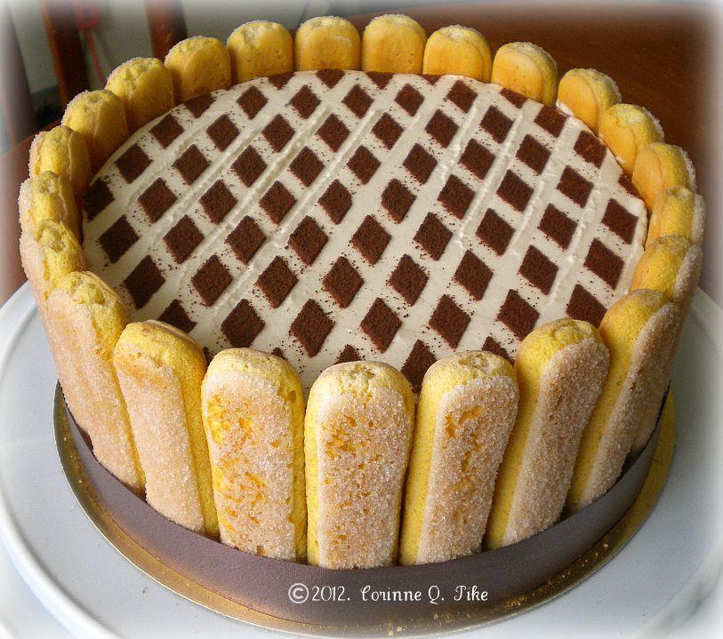 Heart of Mary Tiramisu Our Special Easter Cake Recipes