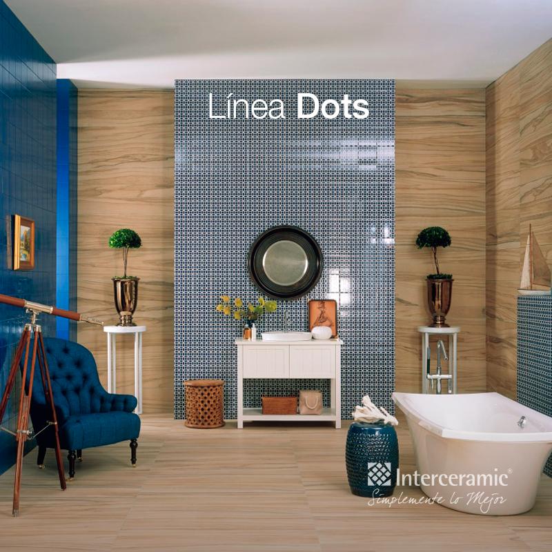 Amor en cada espacio de tu casa. Línea Dots: http://bit.ly/1Re7OL7
