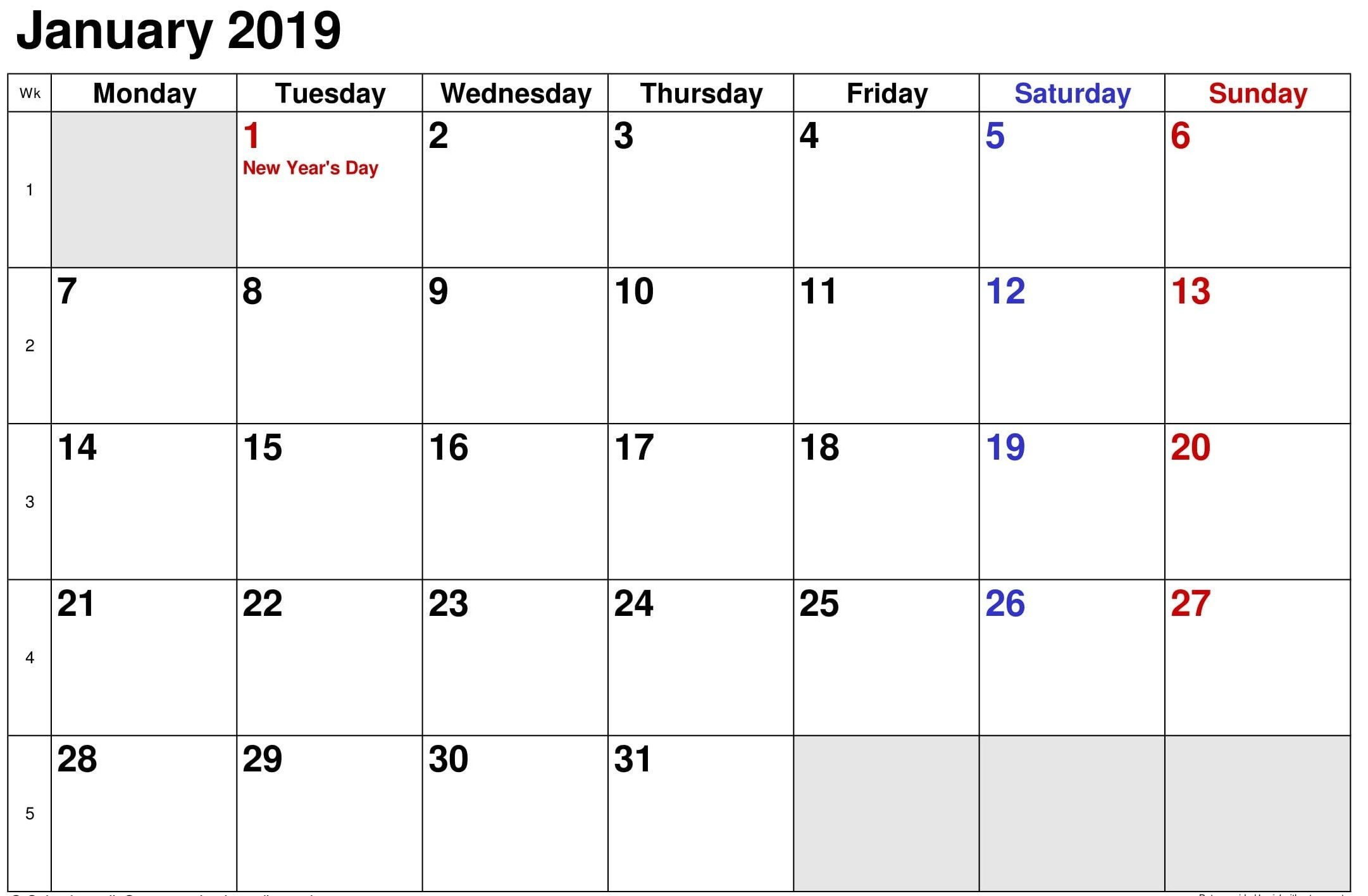 Calendar January Excel January January January Calendar