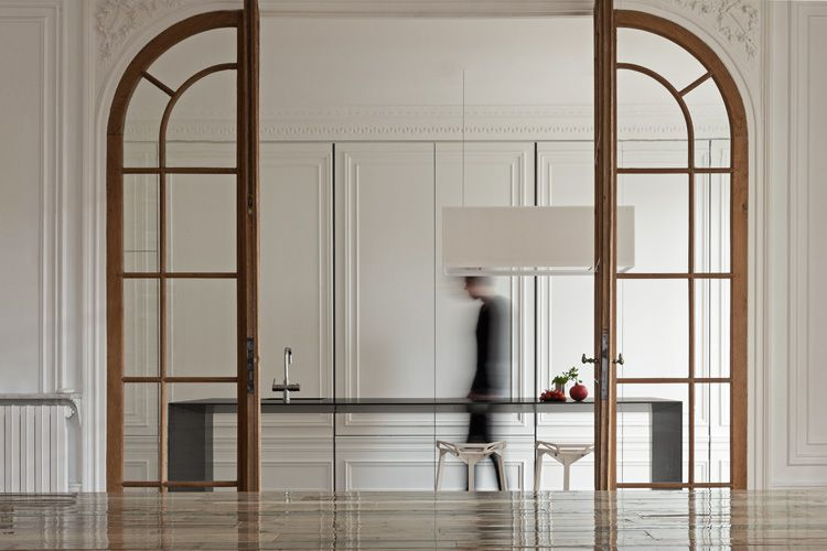 Invisible Kitchen by i29 interior architects — urdesignmag