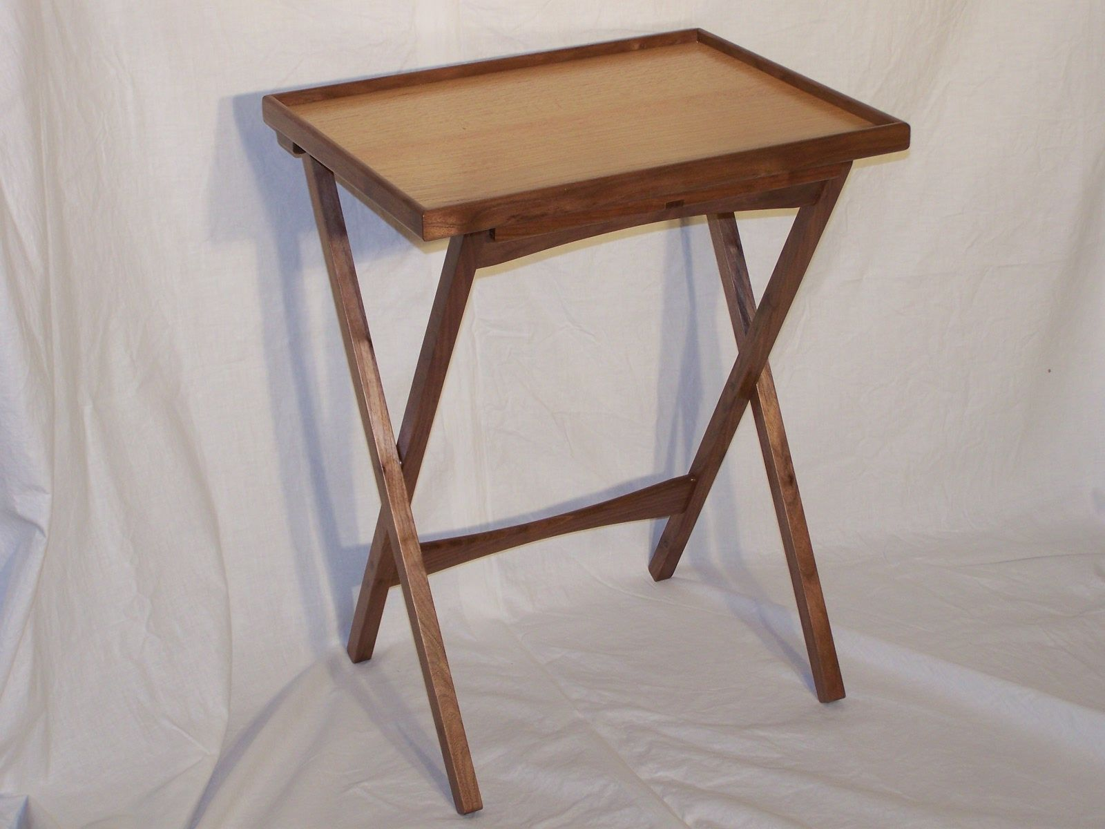 Folding Tv Tray Tables Woodworking For Proportions 1600 X 1200 Table With Lip The Traditional Bistro Set Is A Three Piece Wooden Pair Com