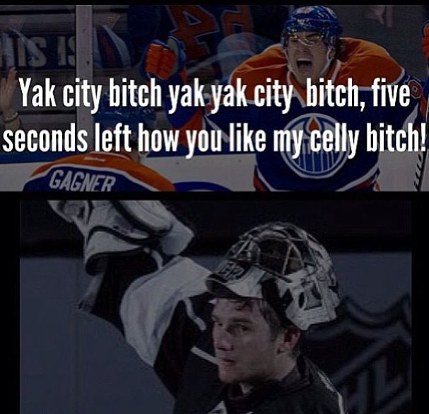 Oilers Hockey Humor Funny Pictures Oilers