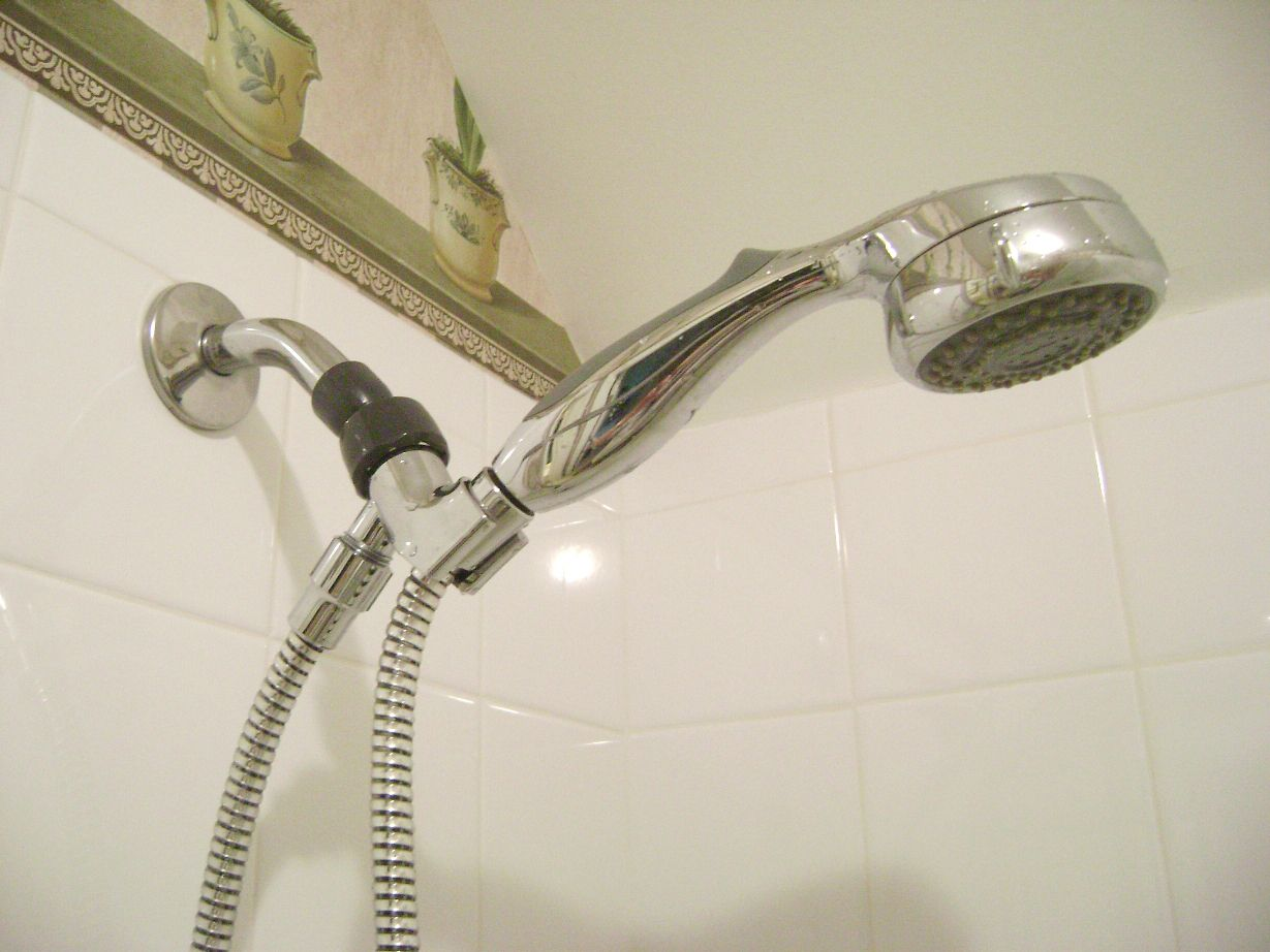 How To Fix A Shower Leak Behind The Wall Bathroom Shower Walls Fixed Shower Head Leaky Faucet