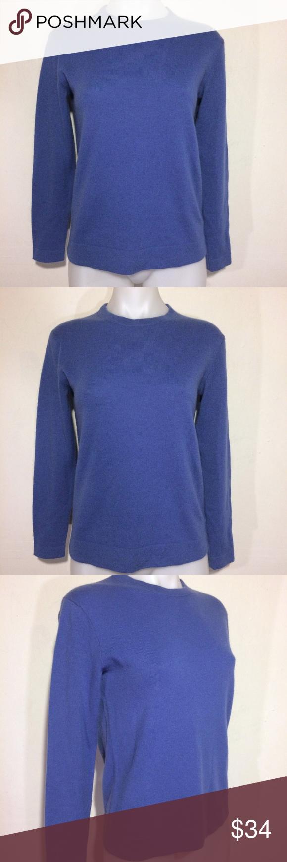 Polo Ralph Lauren periwinkle cashmere sweater | Polo ralph lauren ...