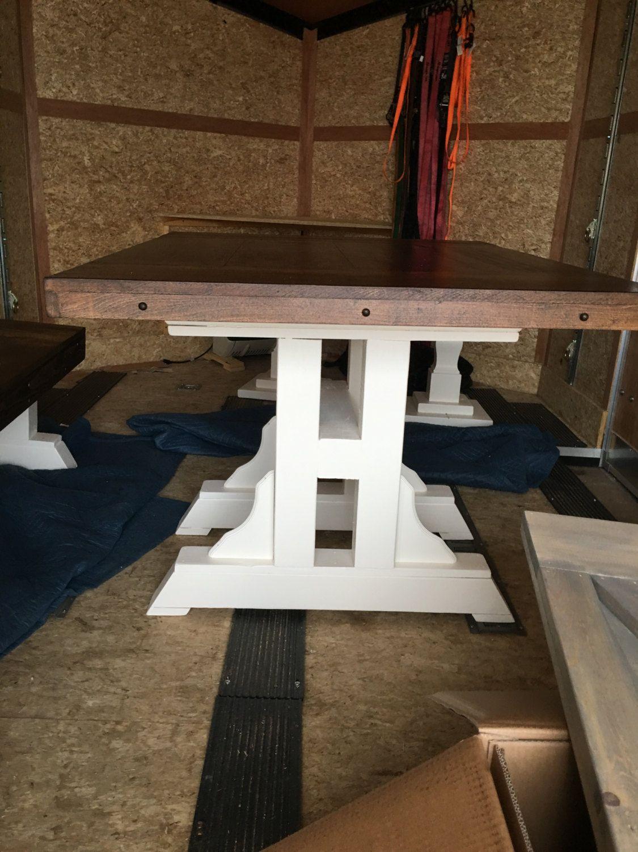 Custom Farmhouse Tables Custom farmhouse table