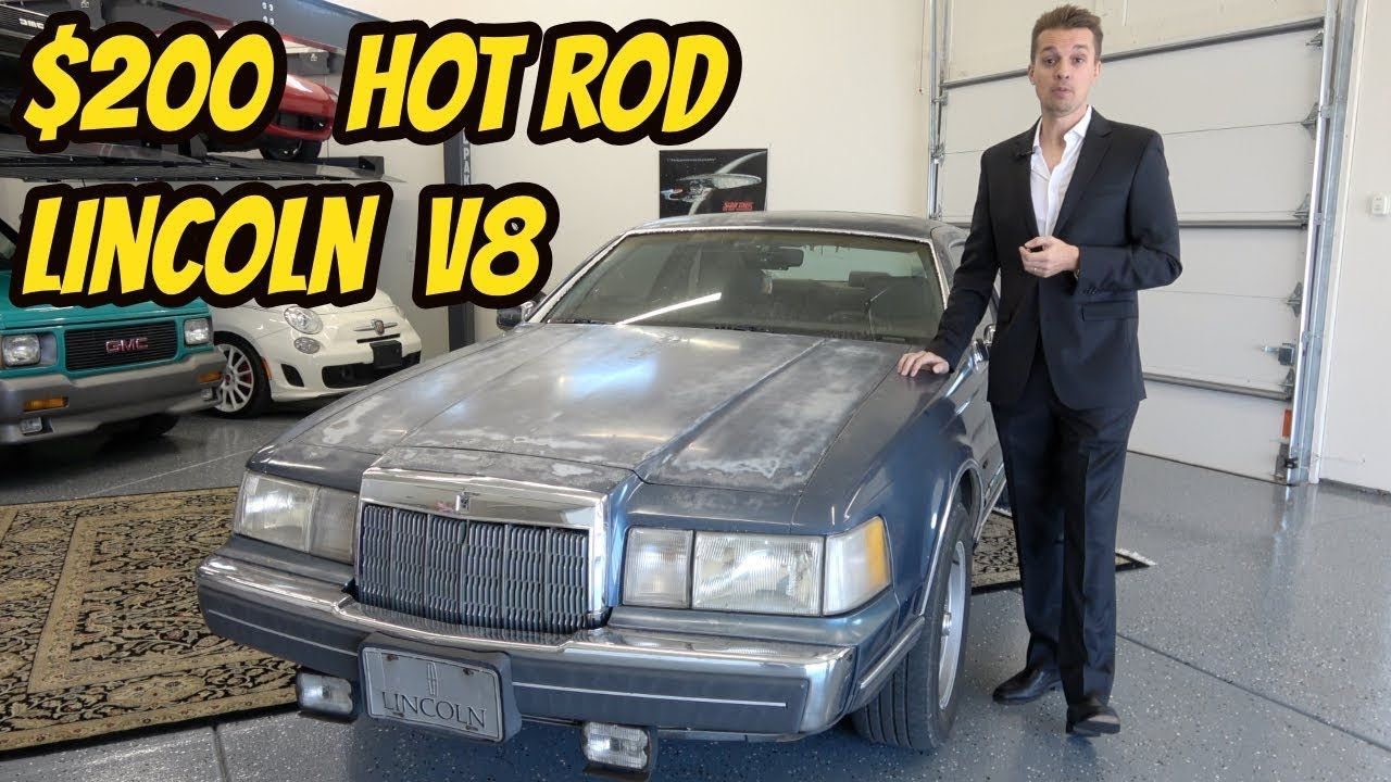 Can you still buy a good car for 200 lincoln mark vii