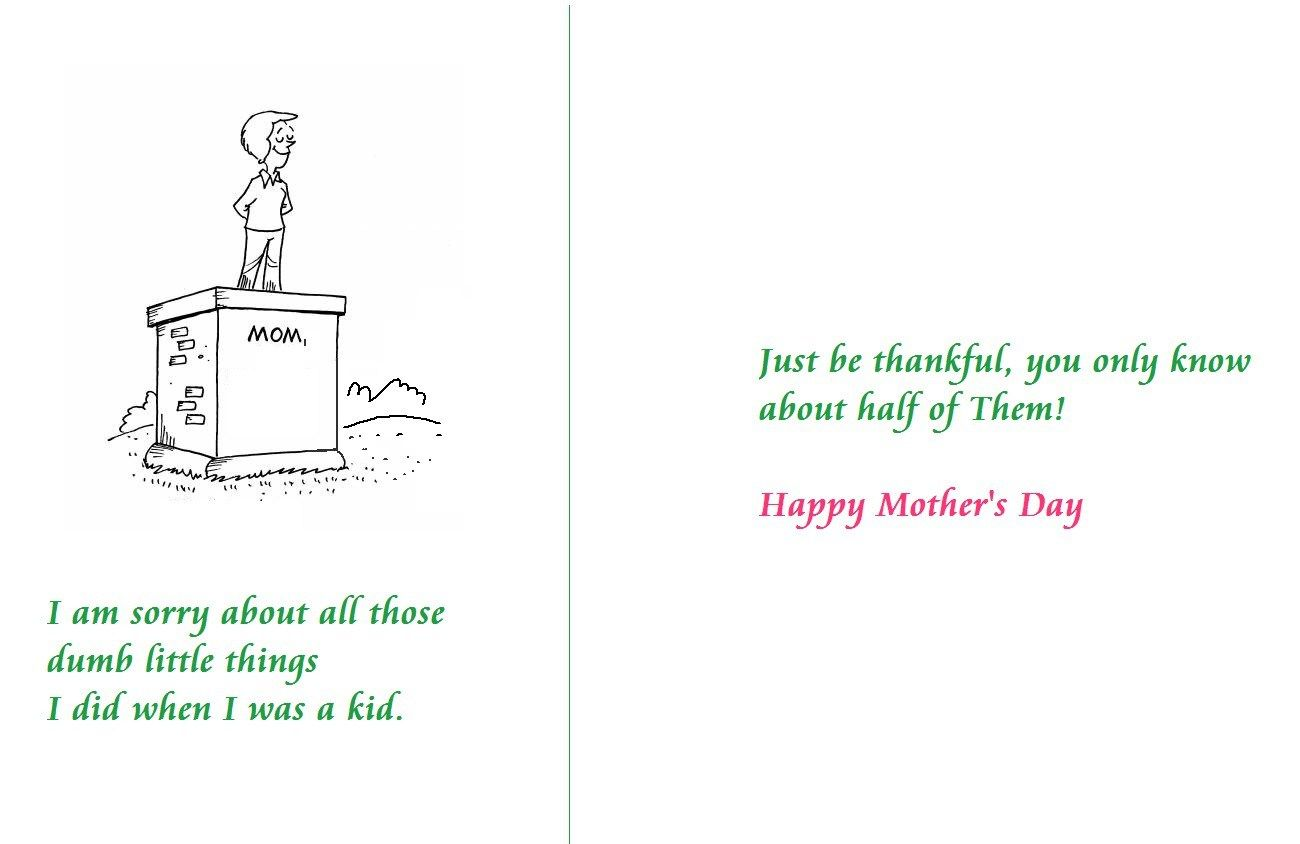 Mothersday funny greeting wishescard text messages quotes mothers day funny greeting wishes cards text messages quotes m4hsunfo