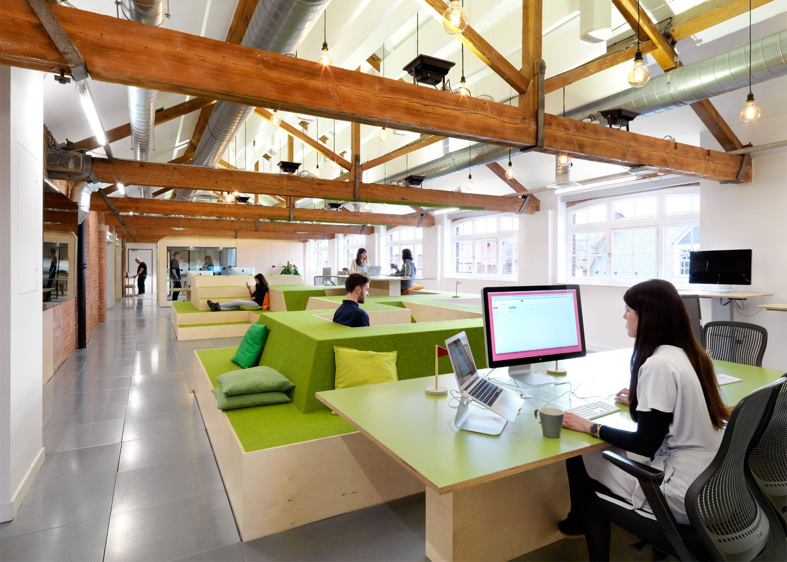 office space designs. Airbnb Designs Adaptable Office Spaces For London, Sao Paulo And Singapore Space