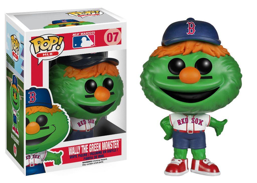 Pop! Sports MLB Wally the Green Monster Funko Vinyl