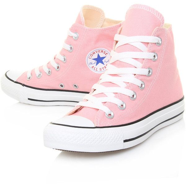 Converse Chuck Taylor All Star Hi Pink