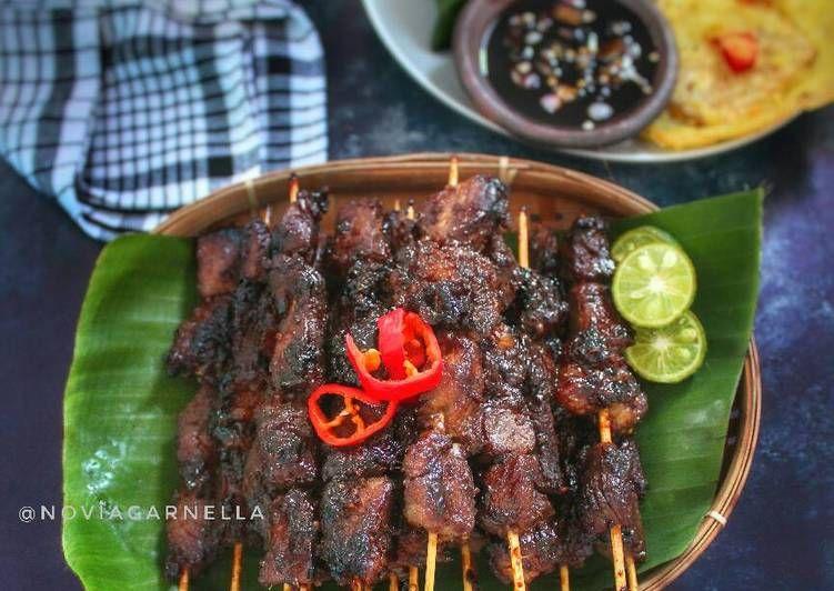 Resep Sate Maranggi Oleh Nella Resep Makanan Resep Daging Sapi